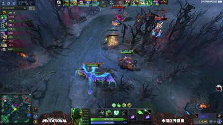 VG vs Bheart Sli邀请赛DOTA2 中国区淘汰赛 BO3 第一场