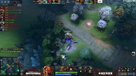 EHOME vs CDEC Sli邀请赛DOTA2 中国区淘汰赛 BO3 第一场
