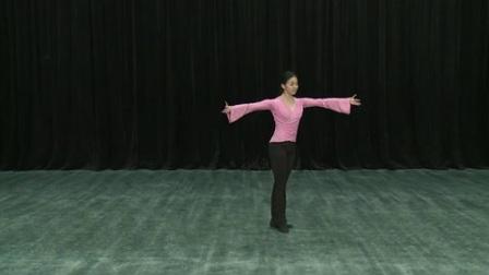 唐诗逸古典舞身韵:手位、步位组合