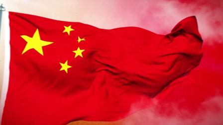 十一国庆节新中国成立68周年开场宣传视频片头素材AE模板