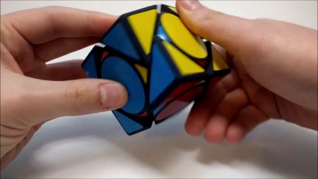 Weird Skewb Demonstration - Kreative 3D Works Puzzles