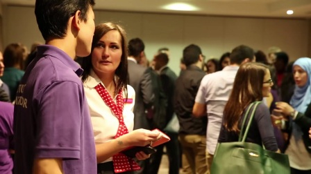 Our Postgraduate Scholarship Reception