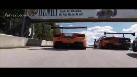 Ferrari Challenge - Act 2: The Start