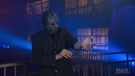【魔术解密】-魔术大师初长成<55>-血腥自残