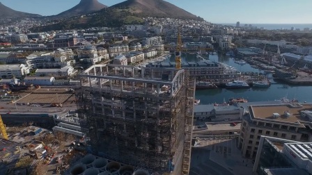 Introducing The Silo Hotel in Cape Town