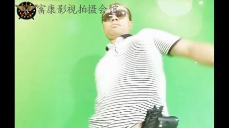 27王枪技表演