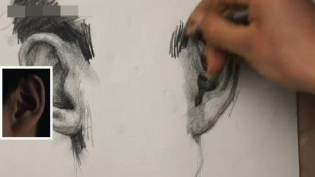 风景素描动漫素描教程脸型,儿童简单国画教程图解,素描教程初学色彩静物技法精解