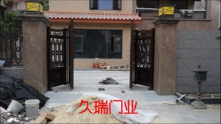 翠湖山庄别墅C6栋悬折门