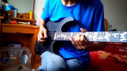 泪桥+挪威的森林 电吉他SOLO