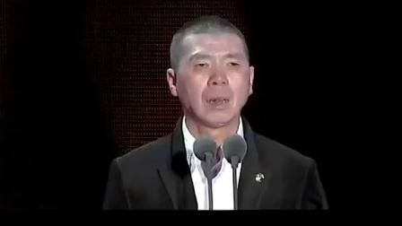 【振聋发聩】冯小白导演在颁奖礼演讲被消音