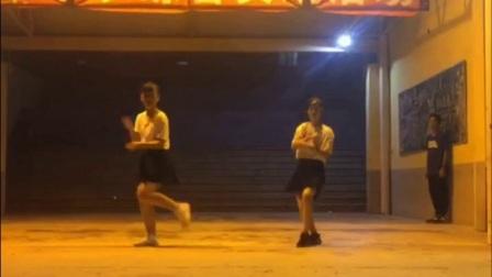 大连双语学校八年三班学农晚会视频【2017年9月】