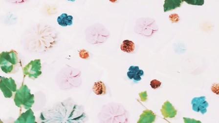 韩式裱花,手绘刷绣蛋糕