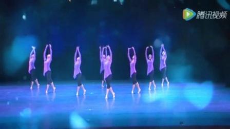 漂亮的古典舞身韵组合