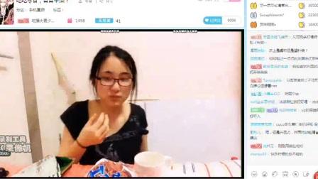【中国吃播 KIKI酱】直播录制 咸蛋黄肉松粢饭 关东煮 八喜 帕尼尼 寿司包子 便当 甜品_美食圈
