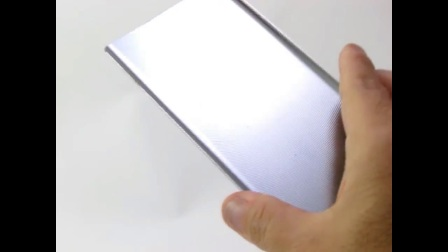 3D玻璃背蓋 同心圓紋路噴印