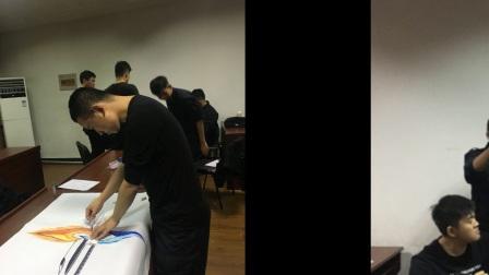 哈尔滨铁路公安局哈尔滨公安处新警培训纪念片
