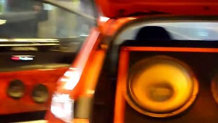 挪威本田思域TYPE R展示GLADEN于丹麦车展