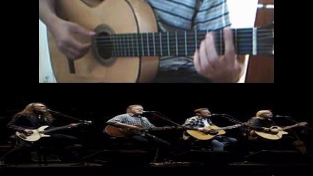 GuitarManH------《加州旅馆》吉他独奏