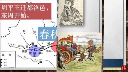 新人教版七年级历史上册第6课动荡的春秋时期吴先生历史微课堂