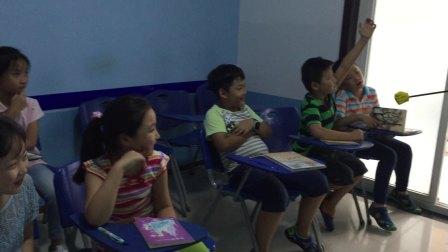 课堂绘本阅读片段
