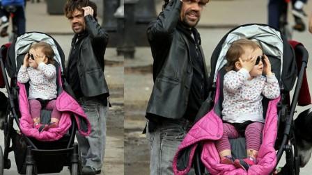提利昂·兰尼斯特 彼特·丁拉基现实生活中漂亮的娇妻和女儿