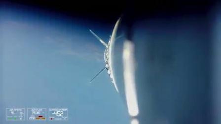 GoPro带你看火箭发射的全过程