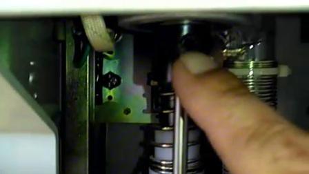 2150装订机高  换刀头的视频