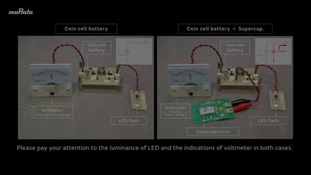 超级电容器的电池负载调平