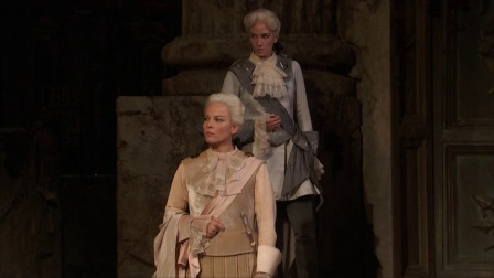 莫扎特歌剧《狄多的仁慈》(上)英文字幕
