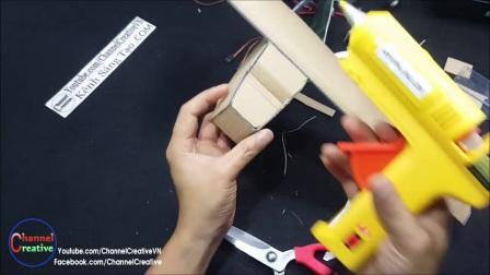 How To Make Cardboard Plane