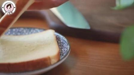 十分钟快手早餐,草莓吐司塔-的做法之吃货美食节目