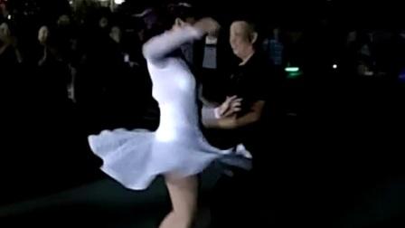 董小蛮吉特巴唐山开平区聚舞