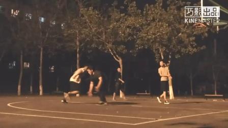 中国街球骚年模仿美国神级街球教授·BC,-1