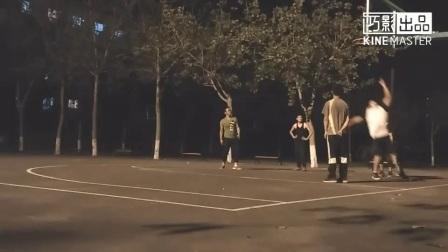 中国街球骚年模仿美国神级街球教授,BC-2