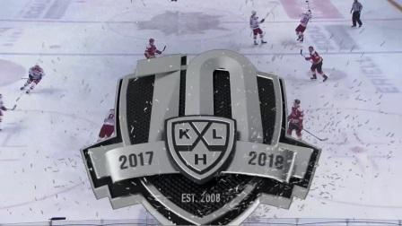 KHL9.30昆仑鸿星队VS汽车人队赛事集锦