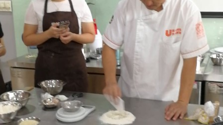 黄桥烧饼 葱油饼 蜂糕-1