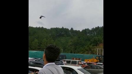 【国庆】高速堵车!?吓得我改开飞机-ESKY150X