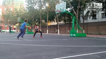 中国街球骚年模仿美国神级街球教授,BC-3