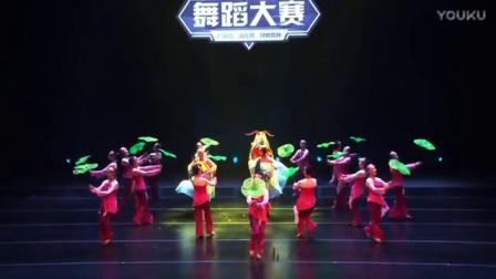 舞蹈《戏荷》_吴泾镇夕阳红舞蹈队20170708标清