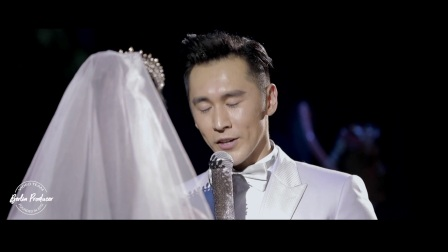 钟丽缇&张伦硕 人鱼夫妇婚礼