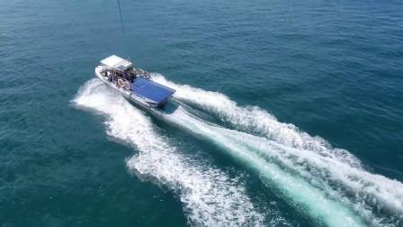 沙巴东姑阿都拉曼海岛滑翔伞#携程签约旅行家考察团#