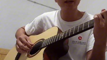 月亮代表我的心(吉他弹唱)