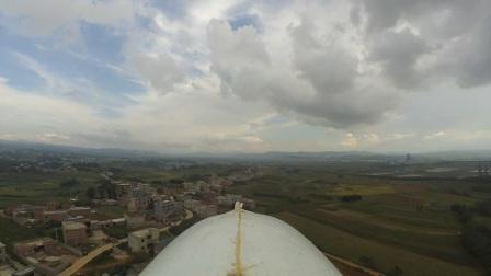 20171002-1647子午河2.4米大冲浪FPV飞过孟家村
