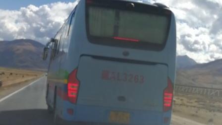 10月3日藏AL3263无良大巴司机危险驾驶!