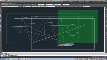 cad围绕一个圆定数等分,十天学会CAD教程