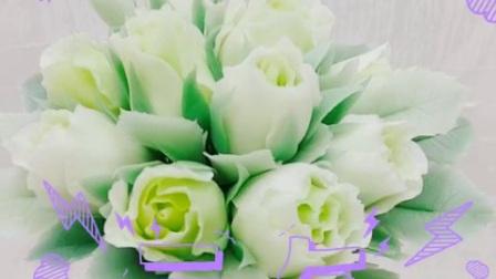 麵包花含苞玫瑰花meipai_20161027214608