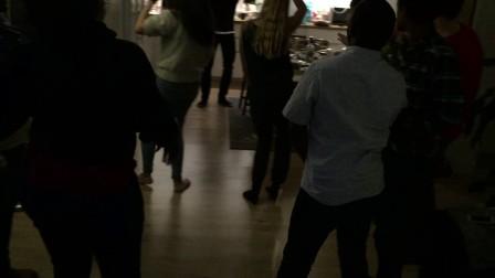 留学瑞典非洲派对-群魔乱舞