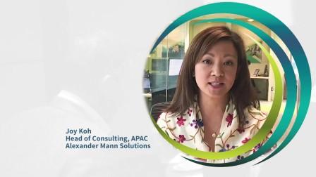 Alexander Mann Solutions Catalyst Singapore 2017
