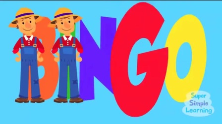 BINGO from Super Simple Songs - from YouTube