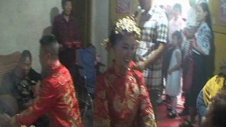 钱晓科郭星邦复古中式婚礼